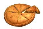 Peasant greens pie 8 pcs