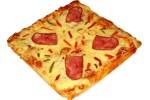 Πίτσα τετράγωνη σπέσιαλ 4 τμχ