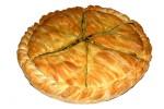 Special peasant greens pie 6 pcs