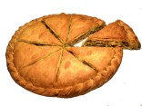 Peasant greens pie 8 pcs