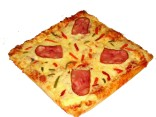 Square pizza 4 pcs 25x25
