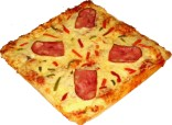 Special square pizza 4 pcs 29x29