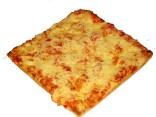 Margherita square pizza 4 pcs 29x29