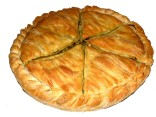 Special peasant spinach pie 6 pcs